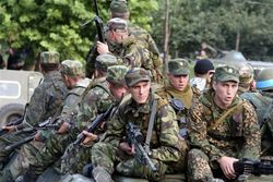 Кабмин Украины выделил для армии почти полмиллиарда долларов