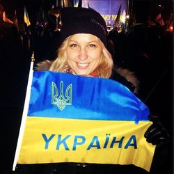 Большинство киевлян поддерживает Майдан и мирится с неудобствами из-за него