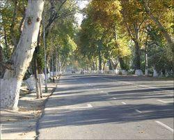 В Фергане перестраивают улицы, не понравившиеся президенту