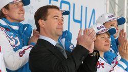 Информация о желании премьера Медведева сделать Сочи игорной зоной – утка