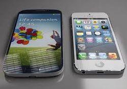 Битва конкурентов: Galaxy S5 победил iPhone 5s по продолжительности работы