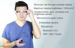 Sony разрабатывает «умные» очки SmartEyeglass