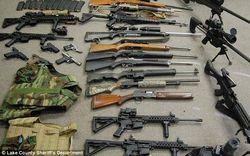 ФСБ: крупнейший тайник с оружием боевиков найден в Ингушетии