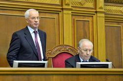 Бунт на корабле: Половина фракции регионалов согласна на отставку Азарова