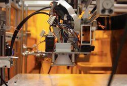 В Италии готовятся представить первый в мире 3D-принтер, который печатает дома