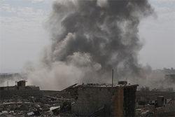 Война в Сирии продолжается