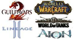 35 популярных онлайн-игр сентября 2014г. в социальной сети «ВКонтакте»