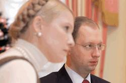 Яценюк уже не в «Батькивщине»