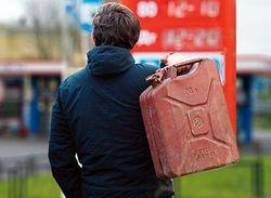В Крыму нехватка топлива и резкий рост стоимости транспортных услуг
