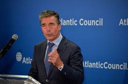 Экс-генсек НАТО Расмуссен уверен, что Запад даст Украине летальное оружие