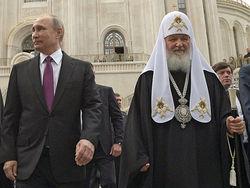 Зачем Путин приехал на Архиерейский собор Русской православной церкви?