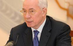Азаров: происходящее в Украине - попытка государственного переворота