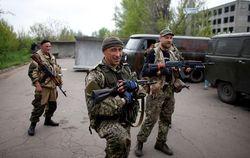 Русских диверсантов и наемников в Донбассе не видят только из Москвы