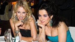 Тина Канделаки опубликовала  список любовников Ксении Собчак