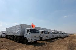 Геращенко: «гуманитарный конвой» - это пиар-ход со стороны Путина