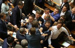 Фракция коммунистов в Верховной Раде будет распущена в четверг – Турчинов