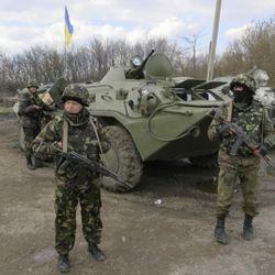 Украинская армия за день потеряла 12 солдат в боях с террористами