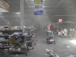 В Донбассе трудности с поставкой продуктов, жители без денег