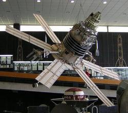 Музей космических технологий открылся в Днепропетровске