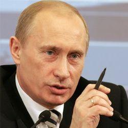 Путин: РФ будет сотрудничать с Украиной в случае прихода оппозиции к власти