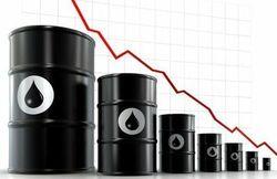 Баррель нефти WTI стоит меньше 44 долларов
