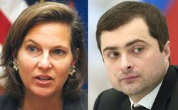 Прогнозы экспертов: Что обсудили Нуланд и Сурков в Калининграде