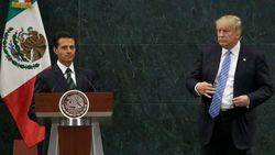 Мексика отказалась финансировать строительство стены на границе с США