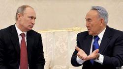 Путин и Назарбаев попытаются решить нарастающие проблемы в ручном режиме