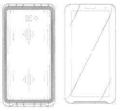 Samsung запатентовала самый тонкий смартфон с соотношением сторон 21:9