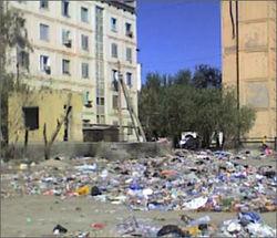 Узбекистан: города и села подвергаются санитарной очистке - причины