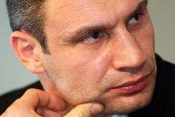 Кличко призывает глав государств ввести персональные санкции против Януковича