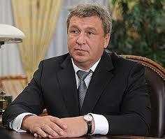 Глава Минрегиона РФ Игорь Слюняев