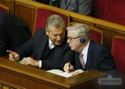 Представители ЕС надеются на Януковича и ожидают закона о Тимошенко