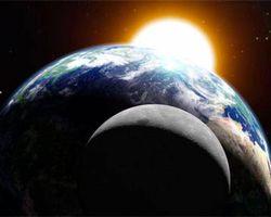 Затмения Луны и Солнца ожидаются в октябре 2014 года