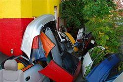 МВД Украины не готово к контролю оплаты утилизационного сбора