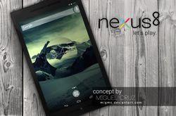 В США проходит тестирование прототип планшета Nexus 8