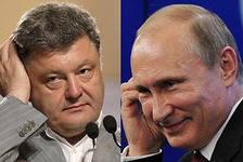 Порошенко: Путин начал поддержку мирного плана