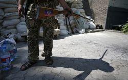 Силы АТО приостановили движение автоколонн боевиков в сторону Харьковщины