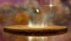 Огромные звезды мешают формированию новых планет