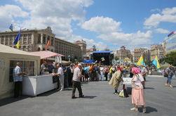 Активисты Майдана постепенно расходятся