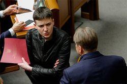 Надежда Савченко создает партию праворадикального толка?