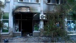 В Одессе ночью взорвали два отделения ПриватБанка