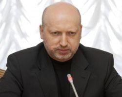 Турчинов: РФ должна ответить за поддержку терроризма на Востоке