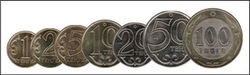 Курс тенге снизился к австралийскому доллару и остался на прежнем уровне к канадскому доллару