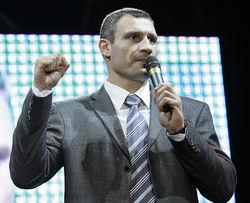 Голосованием за проект Лабунской регионалы докажут свой евровектор – Кличко