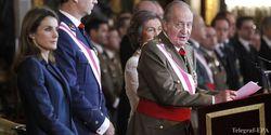 Да здравствует король! Испанский монарх отрекся от престола в пользу сына