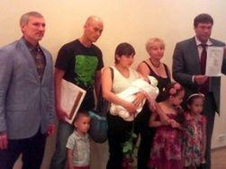 В ДНР появился первый новорожденный – выдано свидетельство