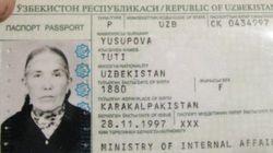В Узбекистане скончалась 135-летняя долгожительница