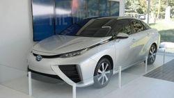 Toyota прекратит выпуск авто с бензиновыми двигателями к 2050 году