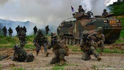 Начались военные маневры США и Южной Кореи